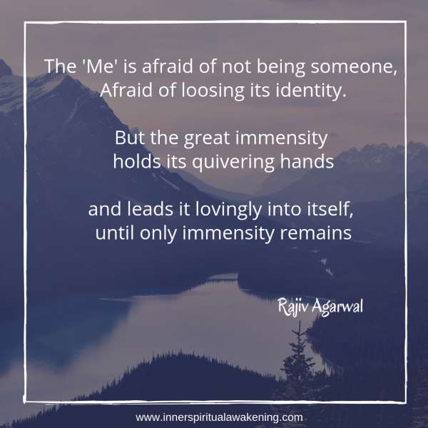 spiritual immensity