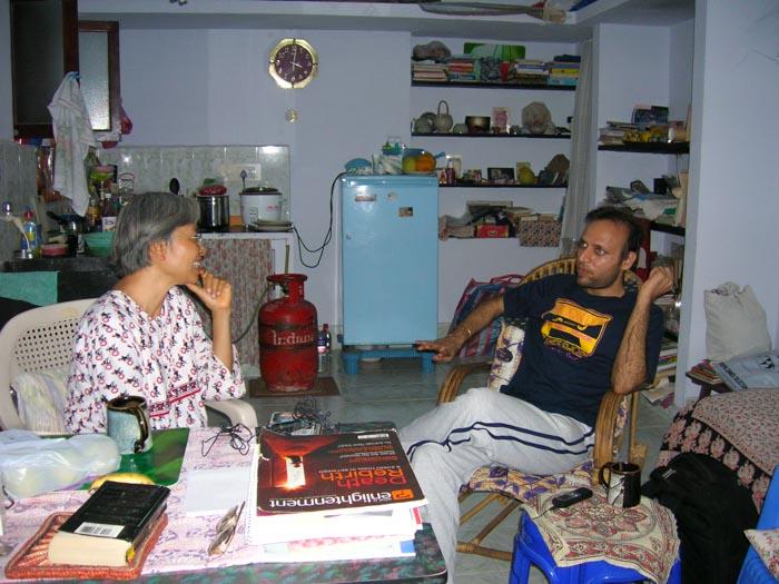 Mai and Rajiv