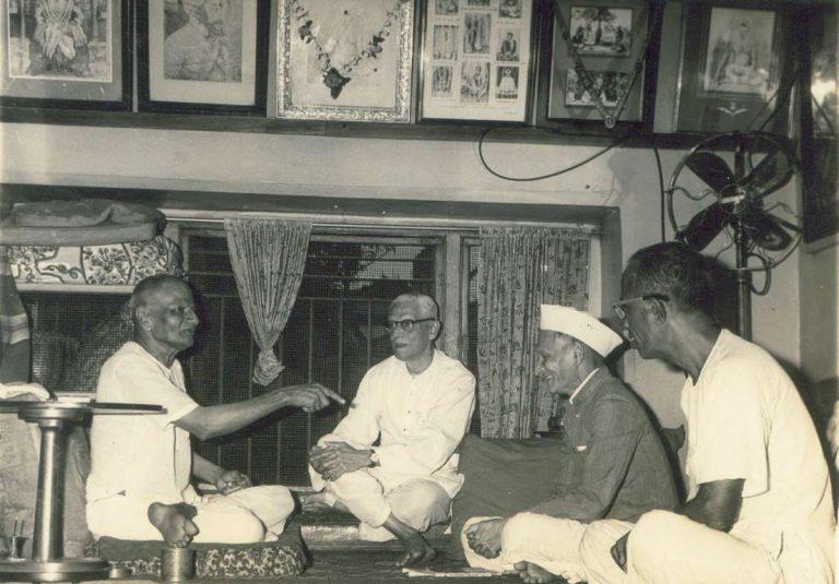 Nisargadatta Maharaj khetwadi mumbai