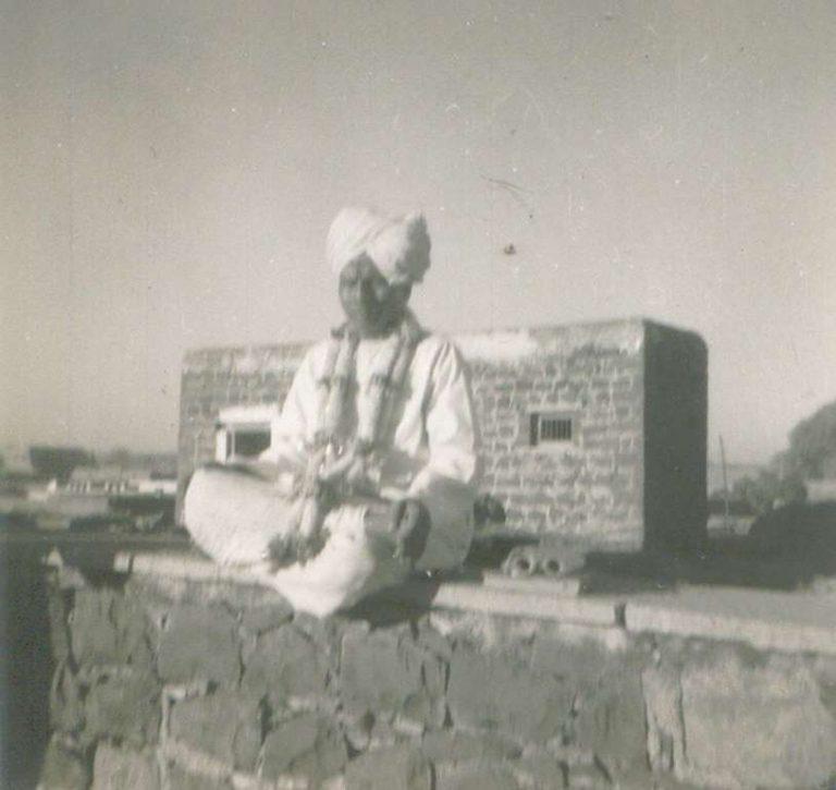 Nisargadatta Maharaj INCHAGIRI MATH TERRACE