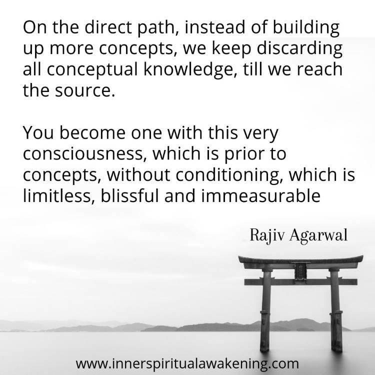 Consciousness quote rajiv agarwal