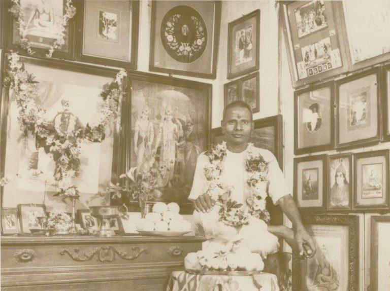 Nisargadatta Maharaj 40