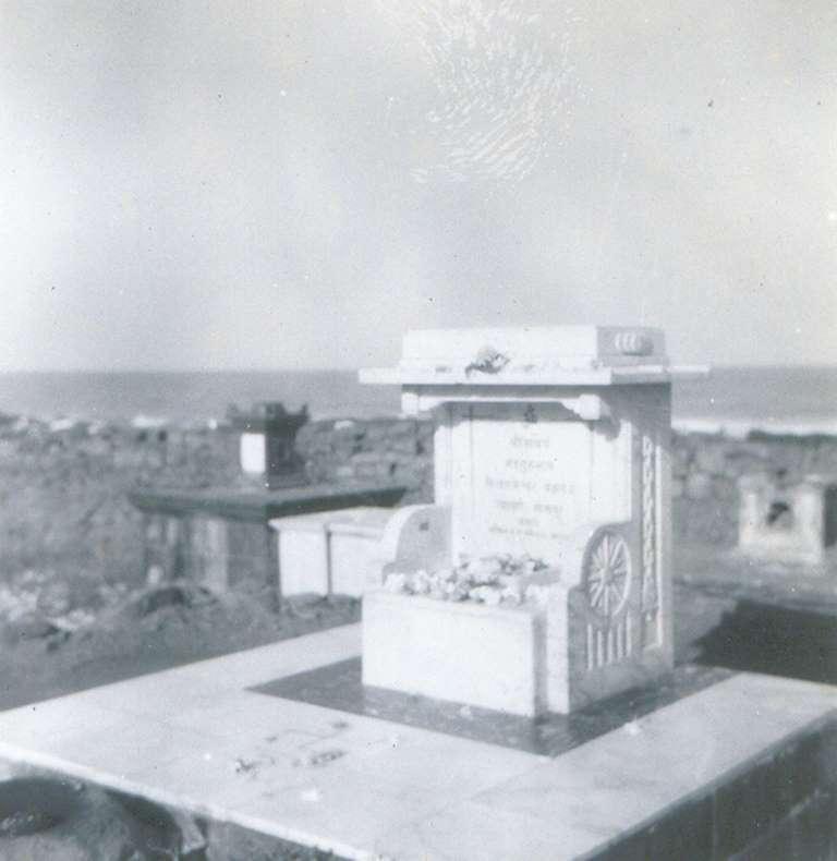 Shri Siddharamsehwar Samadhi