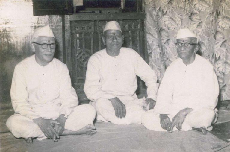 With Bhainath Maharaj