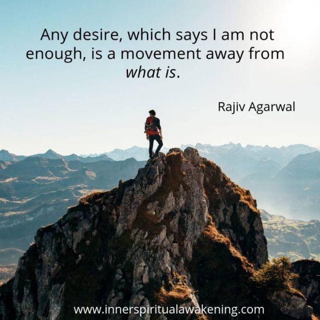Non duality spiritual quote